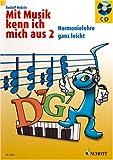 Mit Musik kenn ich mich aus. Harmonielehre - ganz leicht. Mit CD-