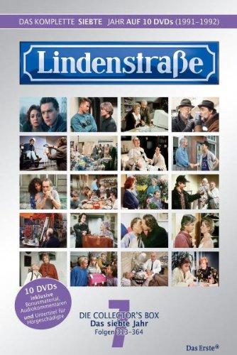 Lindenstraße - Das komplette 7. Jahr, Folge 313-364 (Limited Edition, Collector's Box, 10 DVDs) [Special Edition]