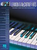Lennon & Mccartney Hits - Piano Duet Play-Along Volume 39 (Bk/Cd) (Piano Duet Play-Along (Hal Leonard)) (1423480430) by Beatles, The