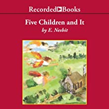 Five Children and It Audiobook by E. Nesbit Narrated by Virginia Leishman