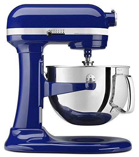 New KitchenAid PRO 500 Series 5-Quart Lift Style Stand Mixer All Metal