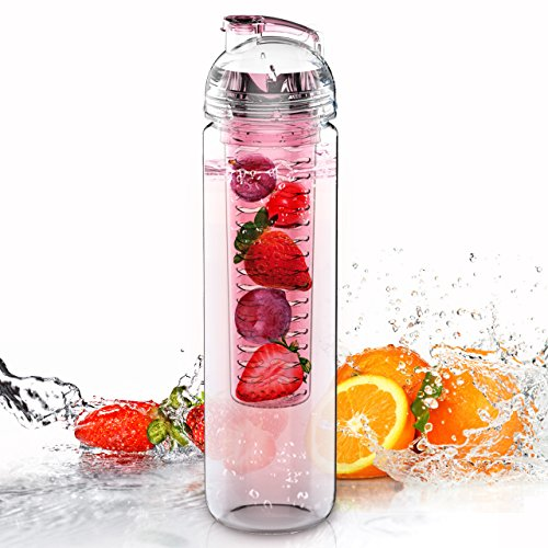 Pink Drink Bottle front-751450