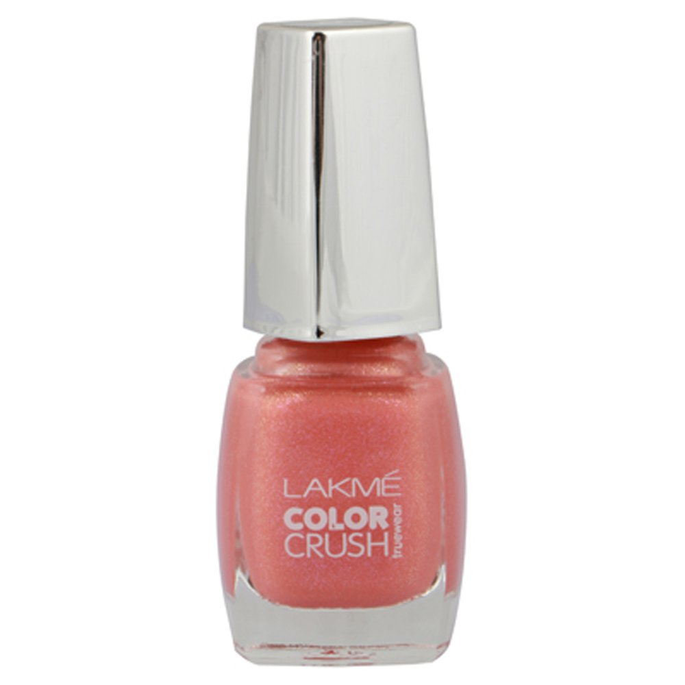 Lakme true wear color crush nail polish, shade 45, 9ml: amazon.in ...