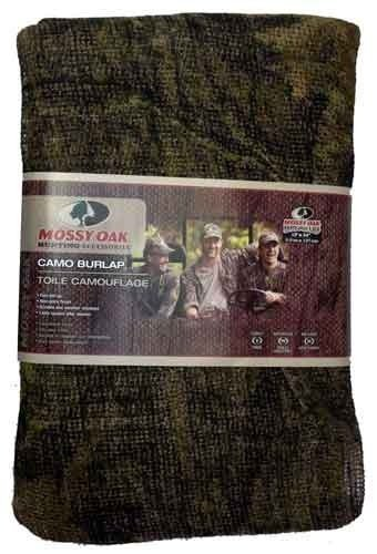 Big Save! Mossy Oak Camo Burlap