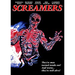 Screamers (Something Waits in the Dark) DVD