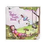 ベビートゥースアルバム Baby Tooth Book-Pink 乳歯ケースブック Pink bta0004-02 【ラメ入り】