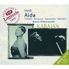 Verdi: Aida / Act 2 - Chi mai fra gl'inni e i plausi