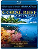 Coral Reef Adventure (Large Format)  (Bilingual) [Blu-ray]