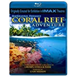 Coral Reef Adventure (Large Format)  (Bilingual) [Blu-ray]by Liam Neeson