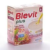 Blevit - Papilla Multicereales con Frutos Secos Blevit Plus 600 gr 6m+