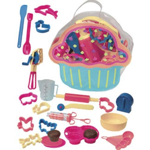 Baking Set (26 Pc) - Buy Baking Set (26 Pc) - Purchase Baking Set (26 Pc) (Alex Toys, Toys & Games,Categories,Pretend Play & Dress-up,Sets,Cooking & Housekeeping,Kitchen Playsets)