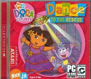 Dora The Explorer Dance To The Rescue Vhs | Car Interior ...