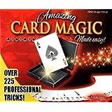 Card Magic Set - over 225 Magic Tricks revealed