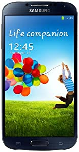 """Samsung Galaxy S4 (I9505) - Smartphone libre (pantalla táctil de 4,99"""" 1080x1920, cámara 13 Mp, 16 GB, 4 procesadores de 1.9 GHz, 2 GB de RAM, S.O. Android 4.2.2 con Touchwiz), negro"""