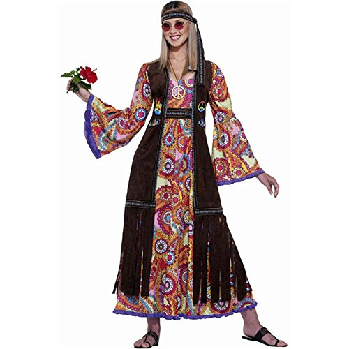 Love Child Hippie Adult Costume - Standard