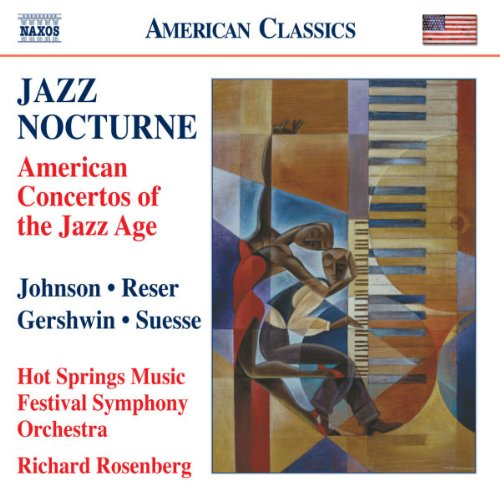 American Concertos of the Jazz Age