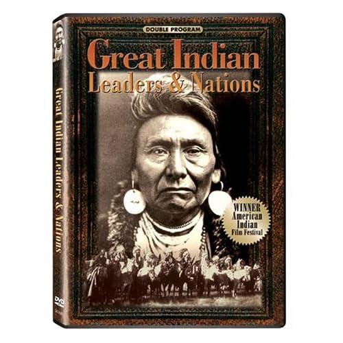Великие индейские лидеры и нации / Great Indian Leaders & Nations (США, 2007) документальный   51sSQFqNRdL._SS500_