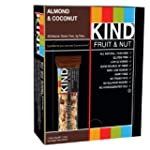 KIND Fruit & Nut, Almond & Coconut, A...