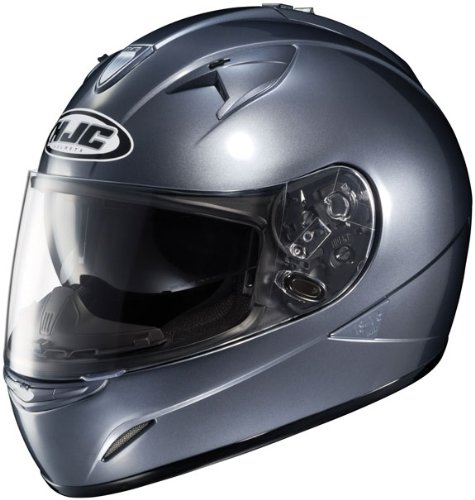 Buy Low Price HJC IS-16 ANTHRACITE SIZE:XLG MOTORCYCLE Full-Face-Helmet (0813-0117-07)