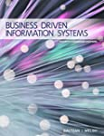 Business Driven Information Systems w...