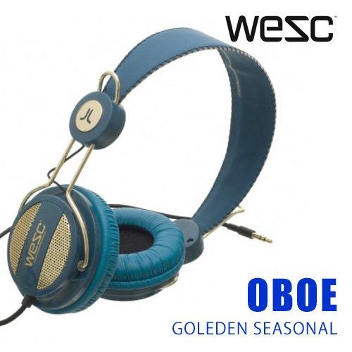 WeSC OBOE LEGION BLUEの写真03。おしゃれなヘッドホンをおすすめ-HEADMAN(ヘッドマン)-