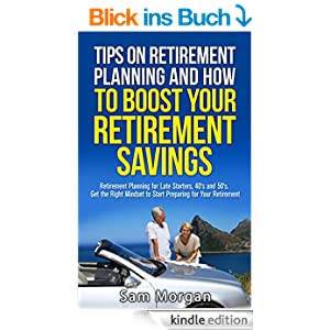 tips on retirement planning and how to boost your