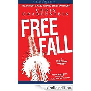 Free Fall (The John Ceepak Mysteries) - Chris Grabenstein