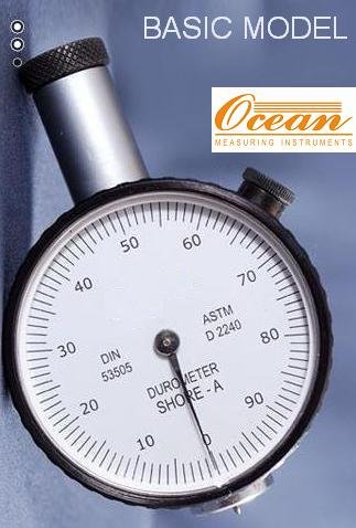 OCEAN BASIC SHORE A RUBBER HARDNESS TESTER