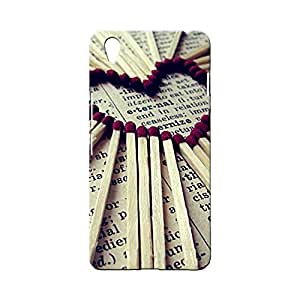 BLUEDIO Designer Printed Back case cover for Oneplus X / 1+X - G4936