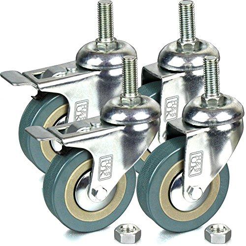 hs-4-ruedas-pivotantes-para-muebles-caucho-75-mm-resistentes-con-tornillo