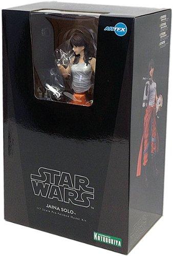 Star Wars Jaina Solo Bishoujo Statue