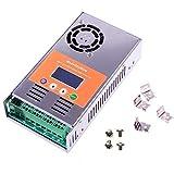 MPPT Solar Charge Controller Regulator 60A MakeSkyBlue for 12V 24V 36V 48V Battery System (Tamaño: 60A)