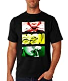 Bewild Brand® - Roll It, Lick It, Smoke It Mens T-Shirt #G12
