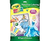 Crayola Disney Princess Color Wonder Magic Colouring Set