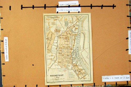 fiume-1895-di-pianificazione-rochefort-la-charente-della-via-della-francia-della-mappa