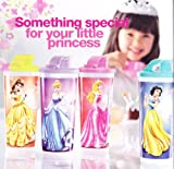 Tupperware Limited Disney Collection Set Water Tumbler Bottle (4)