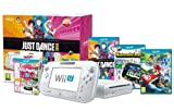 Wii U Basic Just Dance, Wii Party & Mario Kart 8 Pack