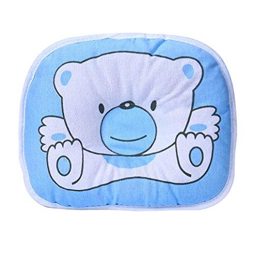 Bestpriceam-Newborn-Baby-Infant-Support-Head-Soft-Flat-Sleeping-Cushion-Pillow