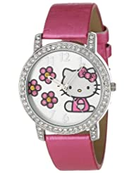 Hello Kitty Womens HK1492 Silver