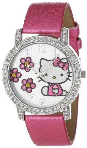 Sanrio Hello Kitty Women's HK1492 Watch With Pink Strap