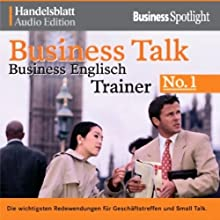 Business Talk English Vol. 1 (       UNABRIDGED) by N.N. Narrated by div.