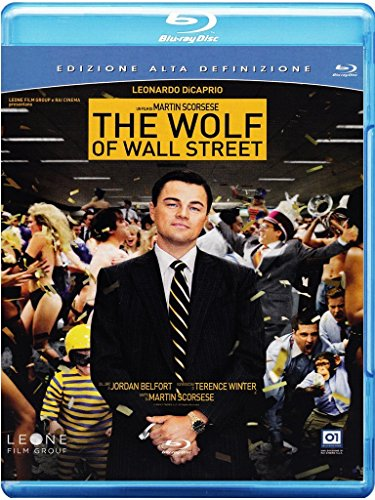 The wolf of Wall Street [Blu-ray] [IT Import]