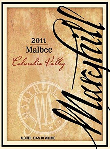 2011 Maryhill Winery Malbec Classic 750 Ml