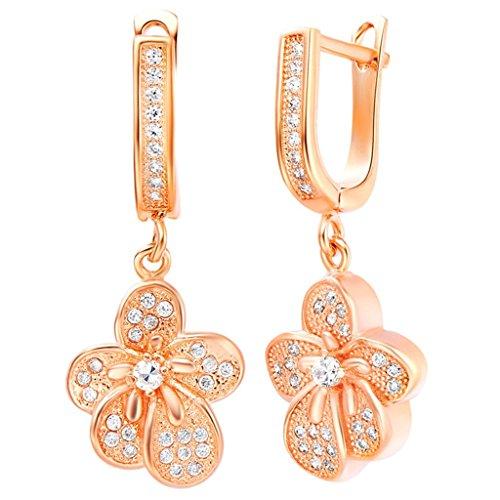 anazoz-joyeria-de-moda-simple-personalidad-pendientes-de-clip-on-para-mujer-chapado-en-oro-rosa-flor
