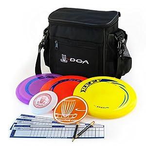 Dga Complete Starter Set with Starter Bag (Black)