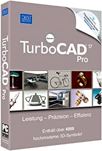 TurboCAD V 17 Pro Platinum