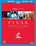 Pixar Short Films Collection: Volume One 2-disc BD Combo Pack (BD + DVD) [Blu-ray]