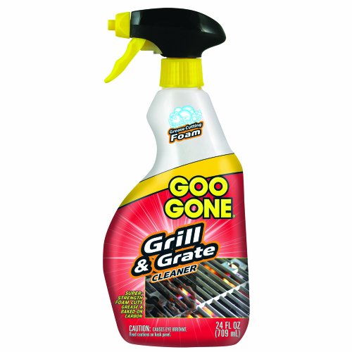 Goo Gone Grill and Grate Cleaner, 24 Ounce