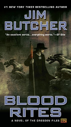Blood Rites (The Dresden Files, Book 6) by Jim Butcher