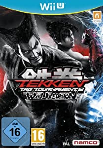 Tekken Tag Tournament 2 [Software Pyramide] - [Nintendo Wii U]